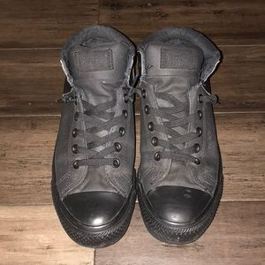 Converse Chuck Taylor Axel Mid In Black Size 7